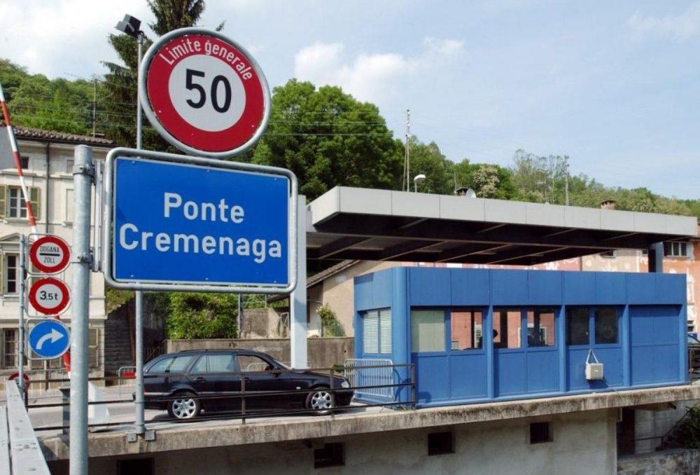La Svizzera chiude nove dogane minori