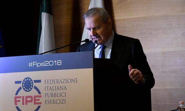Lino Enrico Stoppani, Presidente Fipe