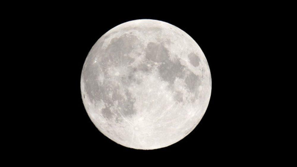 """Questa notte arriva la """"superluna"""" e sarà la più bella del 2020"""