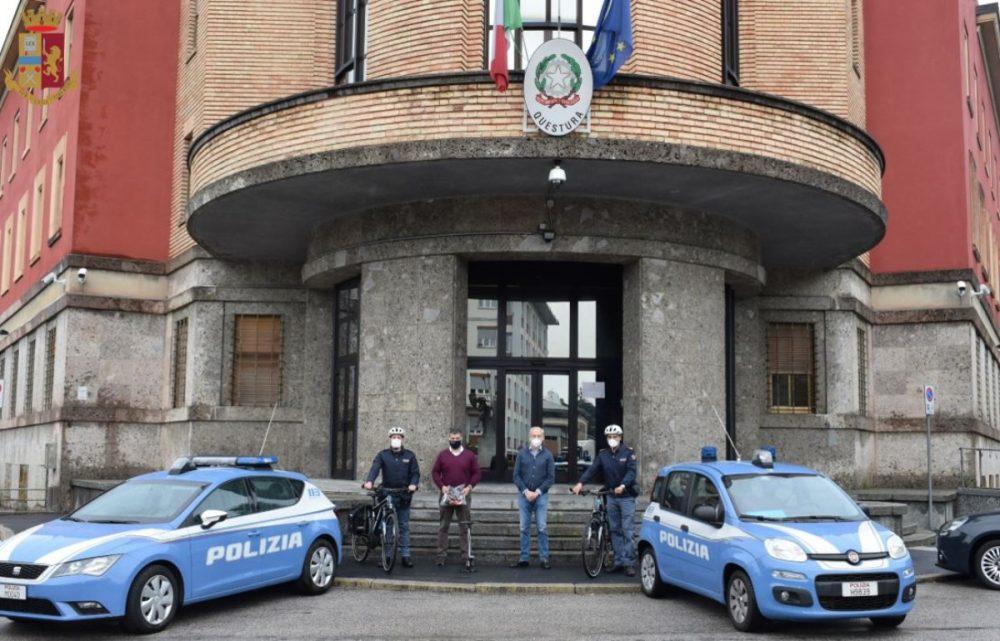 Varese: alla Questura una donazione della S.C. ALFREDO BINDA