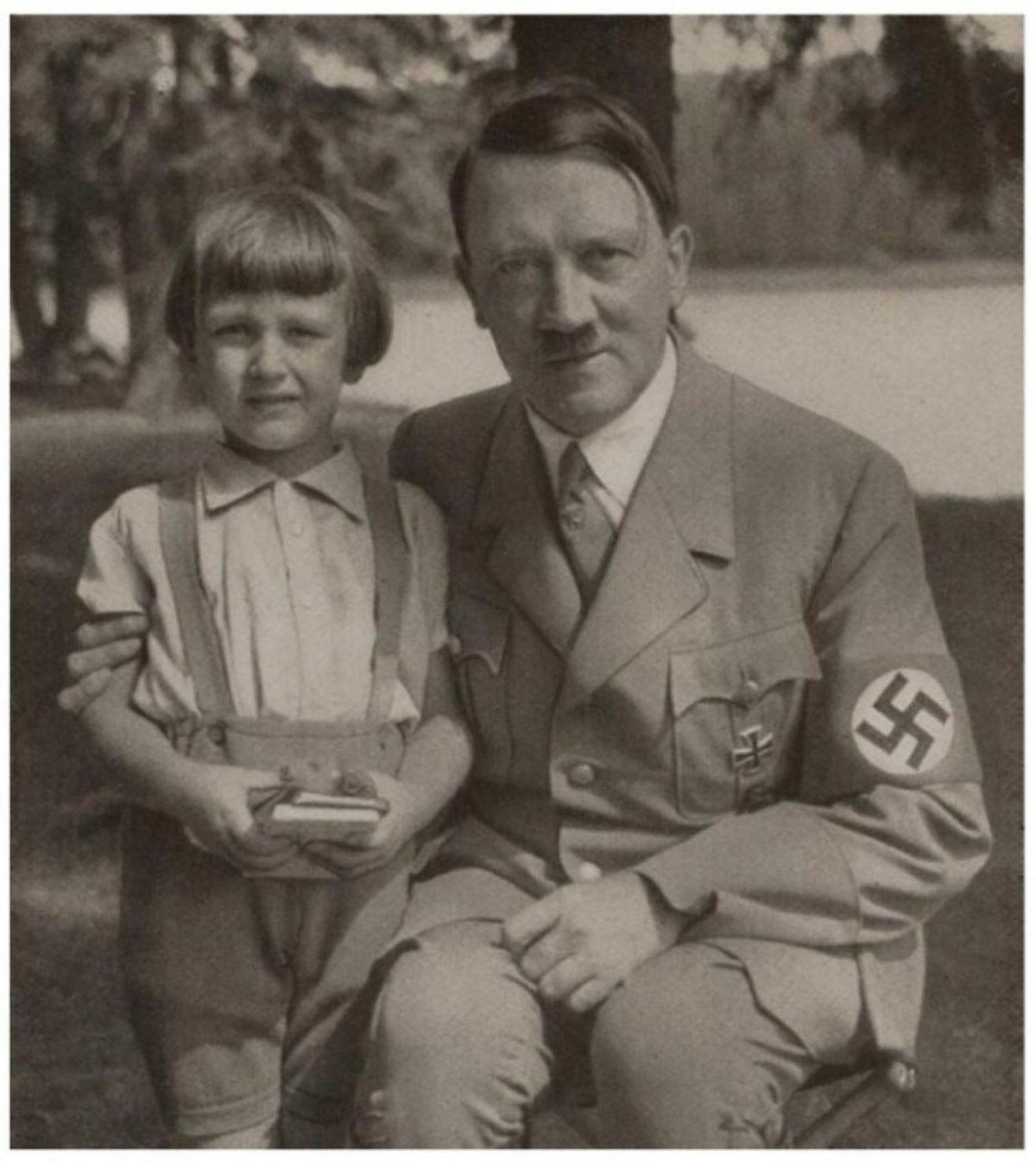 Merkel non è la figlia di Hitler