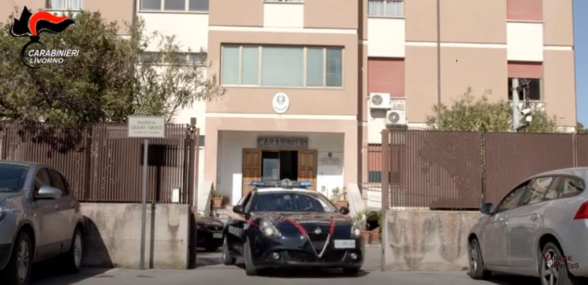 Isola d'Elba, 8 arresti