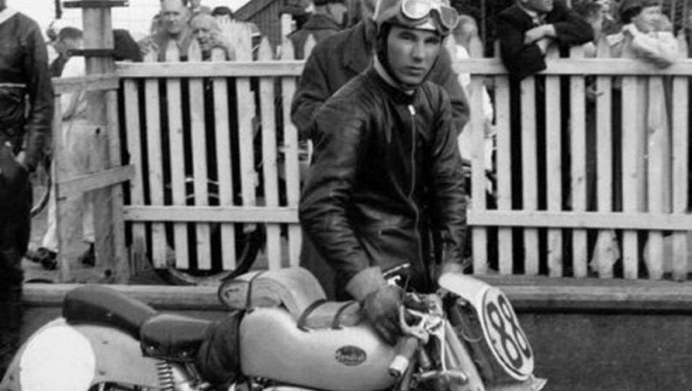 Il mitico campione di motociclismo Carlo Ubbiali è morto