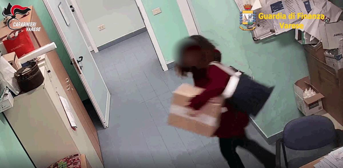 Saronno: arrestata la responsabile della farmacia ospedaliera dell'ospedale